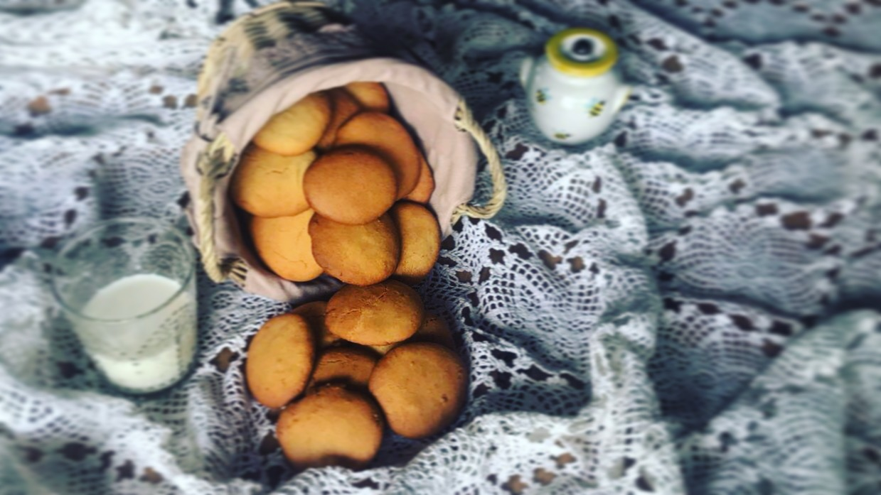 Biscotti da inzuppo all'olio senza glutine