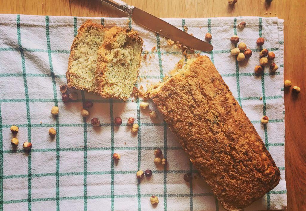 Zucchini bread senza glutine
