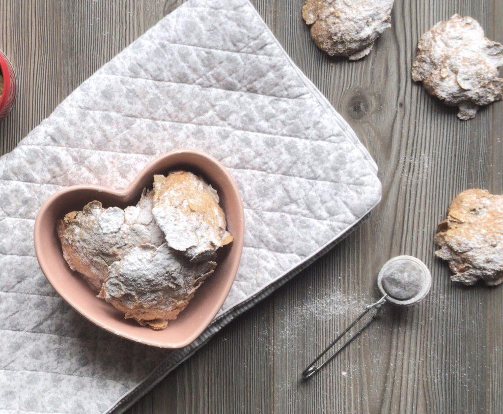Biscotti Rose del deserto senza glutine