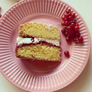 Victoria Sandwich senza glutine